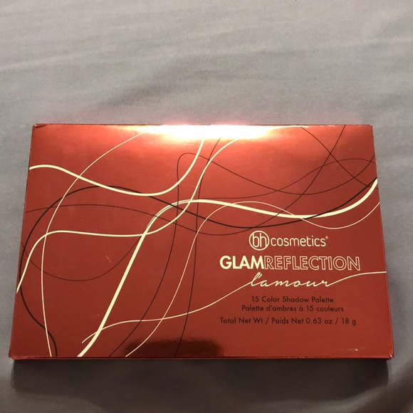 Bh Cosmetics Glam Reflection Lamour Palette Nwt